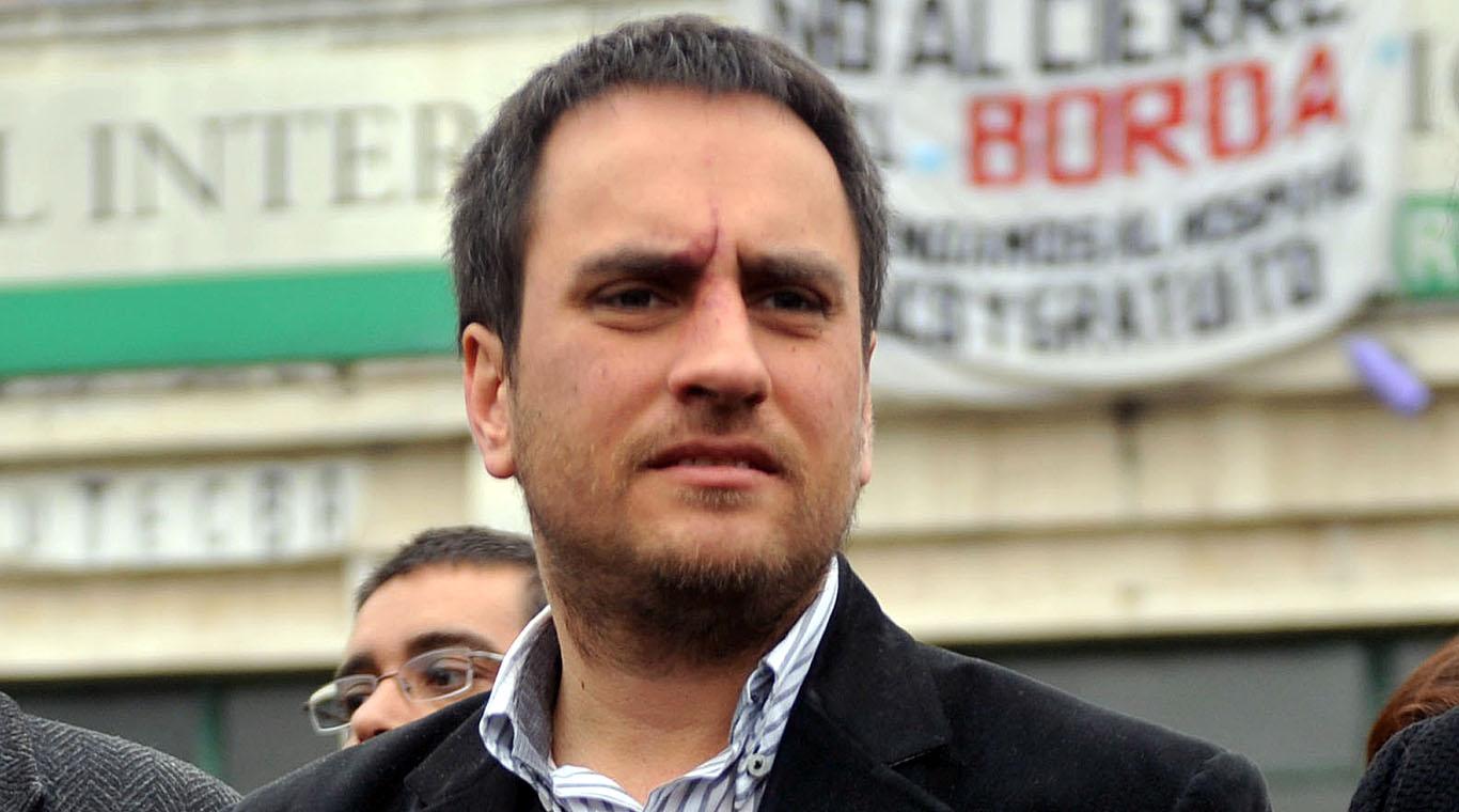 """Juan Cabandié: """"El incendio en Entre Ríos fue intencional"""""""